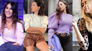 Maniche a sbuffo, il dettaglio trendy che vivacizza l'outfit: copia le vip!