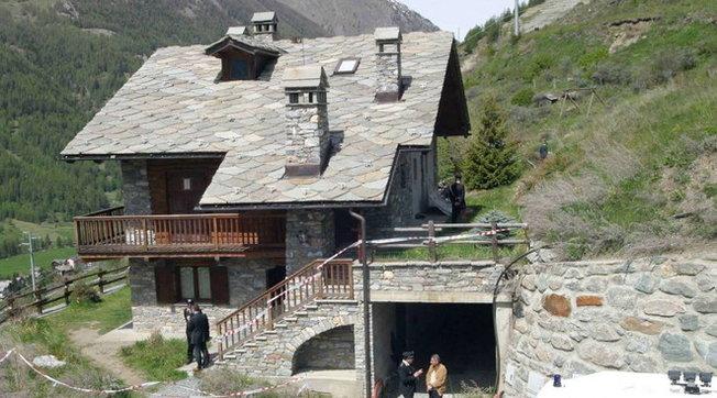 Cogne, all'asta la villa della Franzoni: base 626mila euro