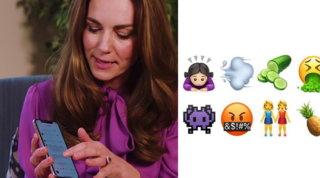 Gaffe di Kate Middleton: la duchessa rivela per sbaglio le sue chat (e spunta un'imbarazzante emoticon)