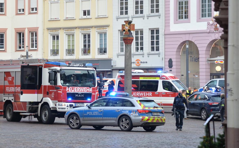Germania, auto contro pedoni a Treviri: almeno due morti e 15 feriti