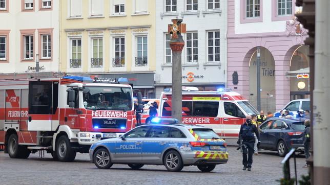 Germania, auto contro pedoni a Treviri: due morti e almeno 15 feriti