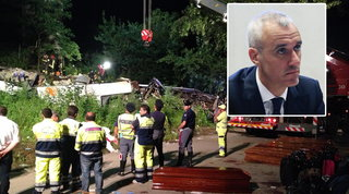 Aspi, pm: PaoloBerti mentì al processo sulla strage del bus di Avellino per avere una promozione da 400mila euro