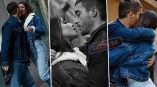 Belen innamorata pazza di Antonino, baci travolgenti sui social
