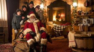 """""""10 giorni con Babbo Natale"""", guarda le immagini del film con Fabio De Luigi e Diego Abatantuono"""
