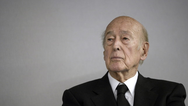 Addioall'ex presidente francese Valéry Giscard d'Estaing