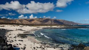 Canarie: gli incredibili colori dell'Atlantico