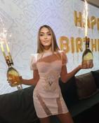 Elisa De Panicis aggira le norme anticovid: il party in hotel con gli amici scatena la polemica