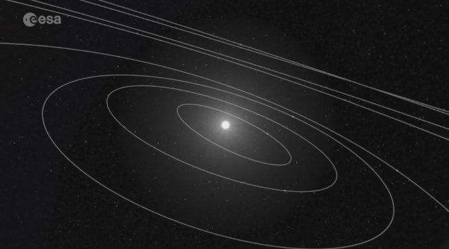 Spazio, Via Lattea: censiti due miliardi di stelle