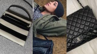 Il vizietto di Belen Rodriguez sono le borse luxury: non possiede nulla sotto i mille euro