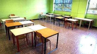Scuola, in Basilicata elementari e medie in aula dal 9 dicembre