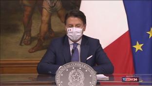 Dpcm Natale, la conferenza stampa integrale di Conte