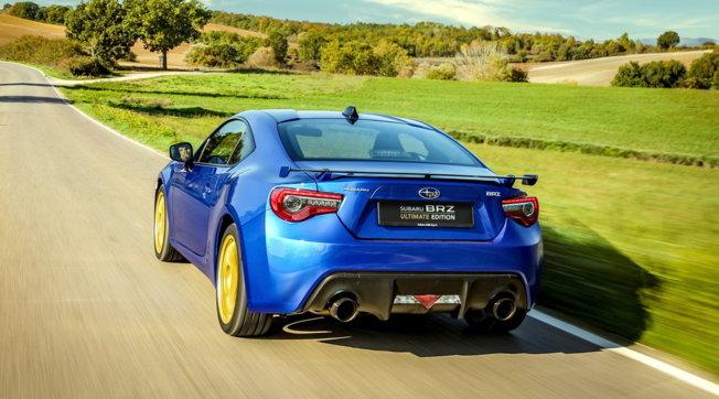 La coupé che cambiò l'orizzonte di Subaru