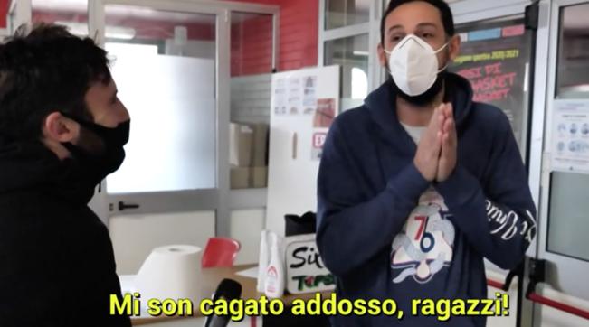 """Marco Belinelli vittima di uno scherzo de """"Le Iene"""": """"Ho avuto davvero paura"""""""
