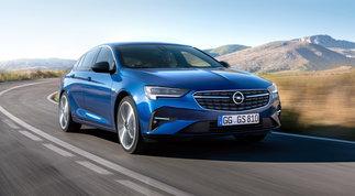 Assetto e nuovi motori i plus di Opel Insignia