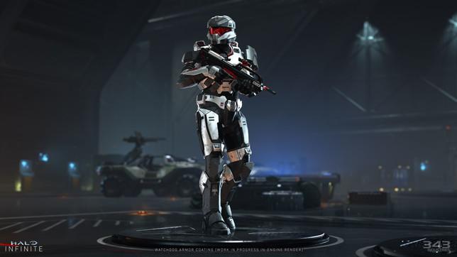 Halo Infinite, le immagini della versione preliminare