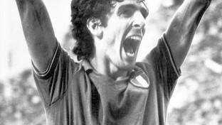 Calcio in lutto, è morto Paolo Rossi