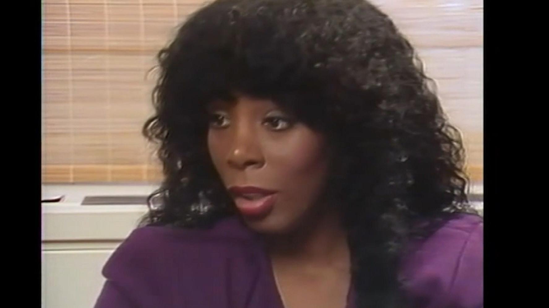 """Donna Summer ci lasciava 9 anni fa: rivediamo la sua intervista a """"Popcorn"""" nel 1982"""