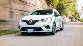 Renault Clio E-Tech, l'ibrido facile e senza compromessi