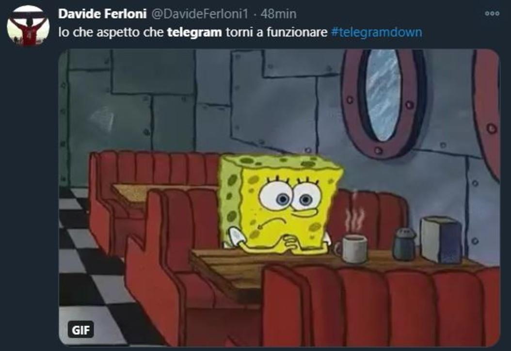 Telegram down, con i memesi scatena l'ironia sui social