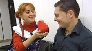 Buon compleanno Giancarlo Fisichella, ecco quando Luciana Littizzetto lo importunava a