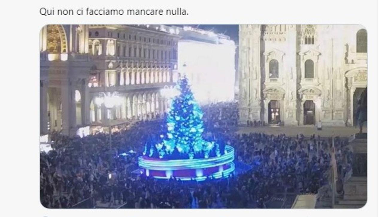 """Terremoto a Milano, sui social l'ironia: """"Degna fine del 2020"""""""