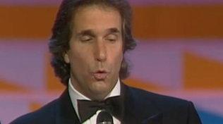 """Quarantasette anni fa debuttava """"Happy Days"""": ecco Fonzie ai """"Telegatti"""""""