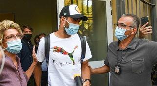 Caso Suarez, il calciatore ascoltato dai magistrati a Perugia come testimone