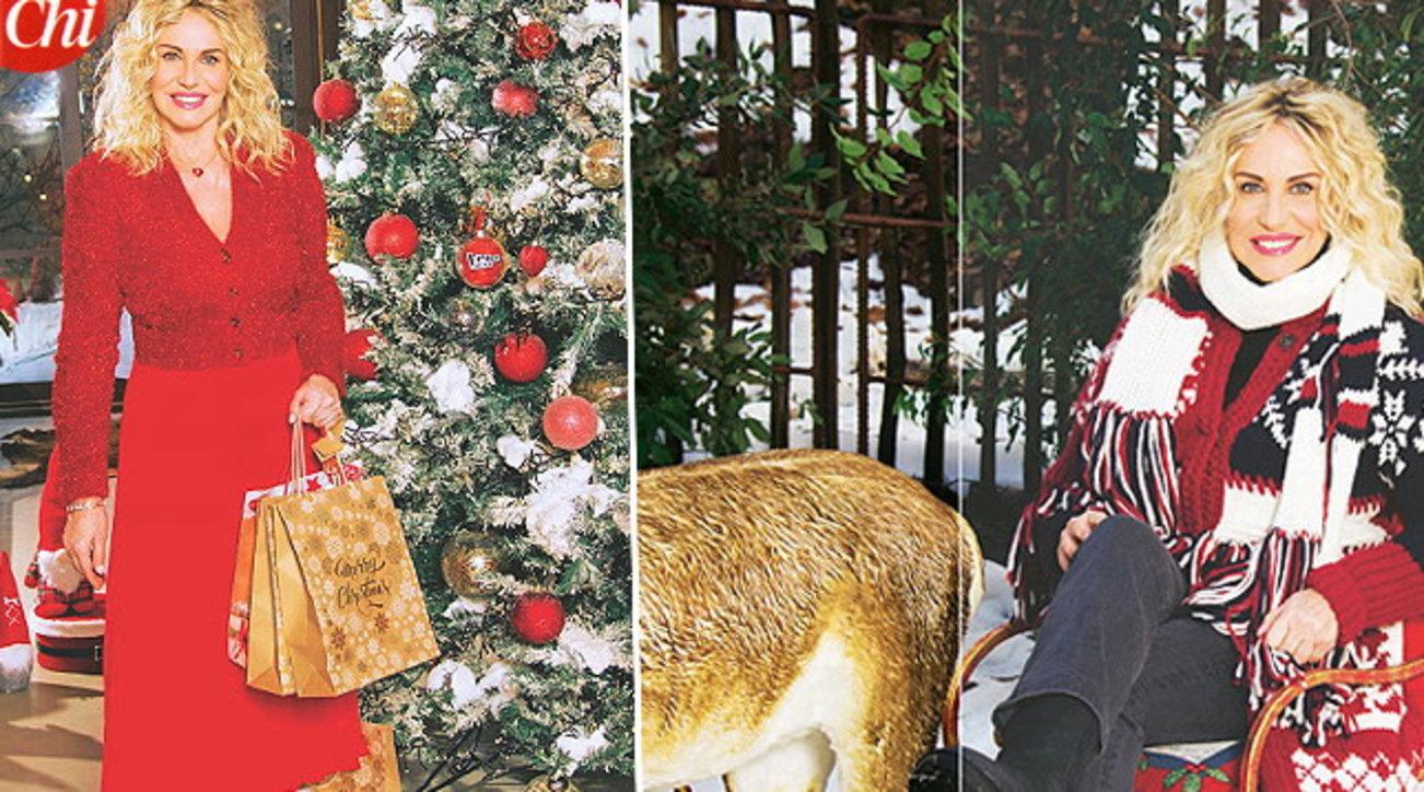"""Antonella Clerici: """"Vi racconto il mio Natale ristretto"""""""