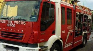Esplosione in un'abitazione a Perugia, dispersa una persona