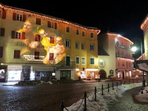 """Val di Fiemme,la luce di Natale """"apre"""" i musei di Cavalese"""