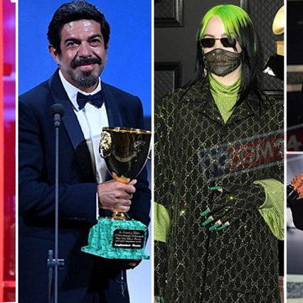 """Oscar alla Mostra del Cinema di Venezia """"quota"""", Il 2020 è stato un anno di grandi eventi ... anche da lontano"""