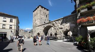 Aosta ha 2045 anni: alla scoperta di due millenni di storia