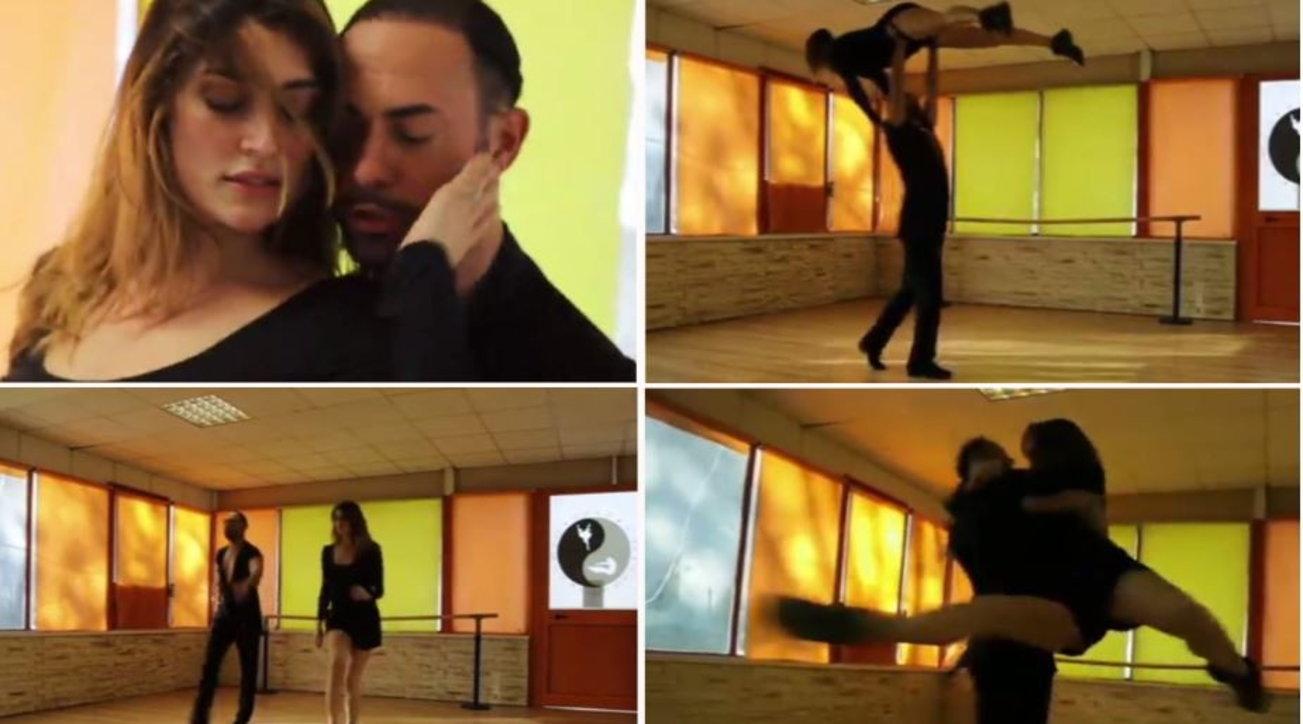 "Balli bollenti per Elisa Isoardi, scatenata sulle note di ""Dirty Dancing"""