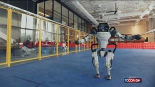 Il ballo dei robot