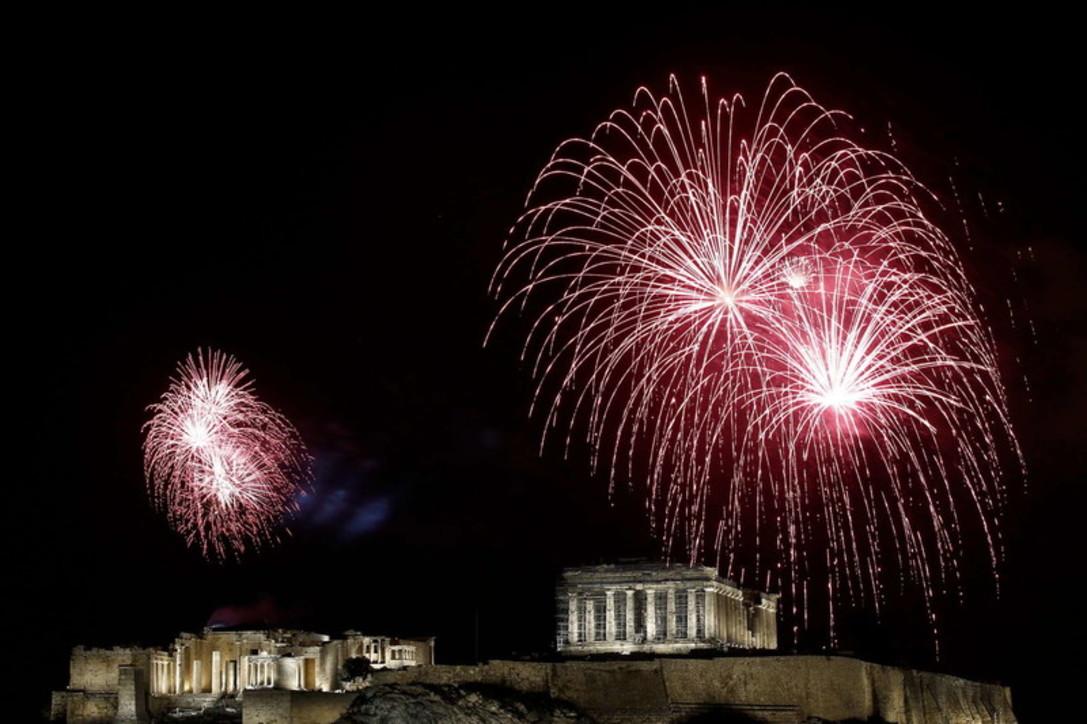 Capodanno, i festeggiamenti nel mondo