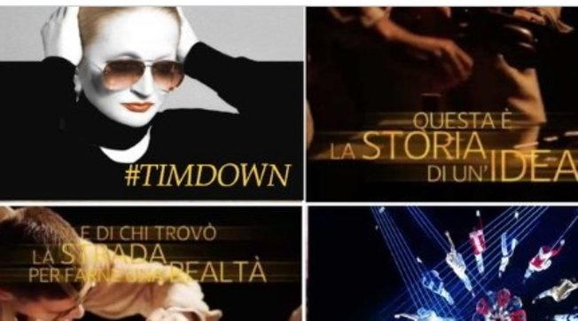 #Timdown e alla fine chi ci va di mezzo è la povera Mina