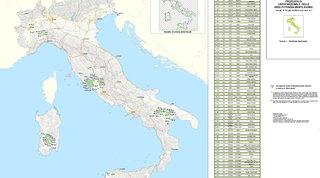 Deposito rifiuti nucleari, ok alle aree idonee in sette Regioni   Ecco tutti i Comuni coinvolti