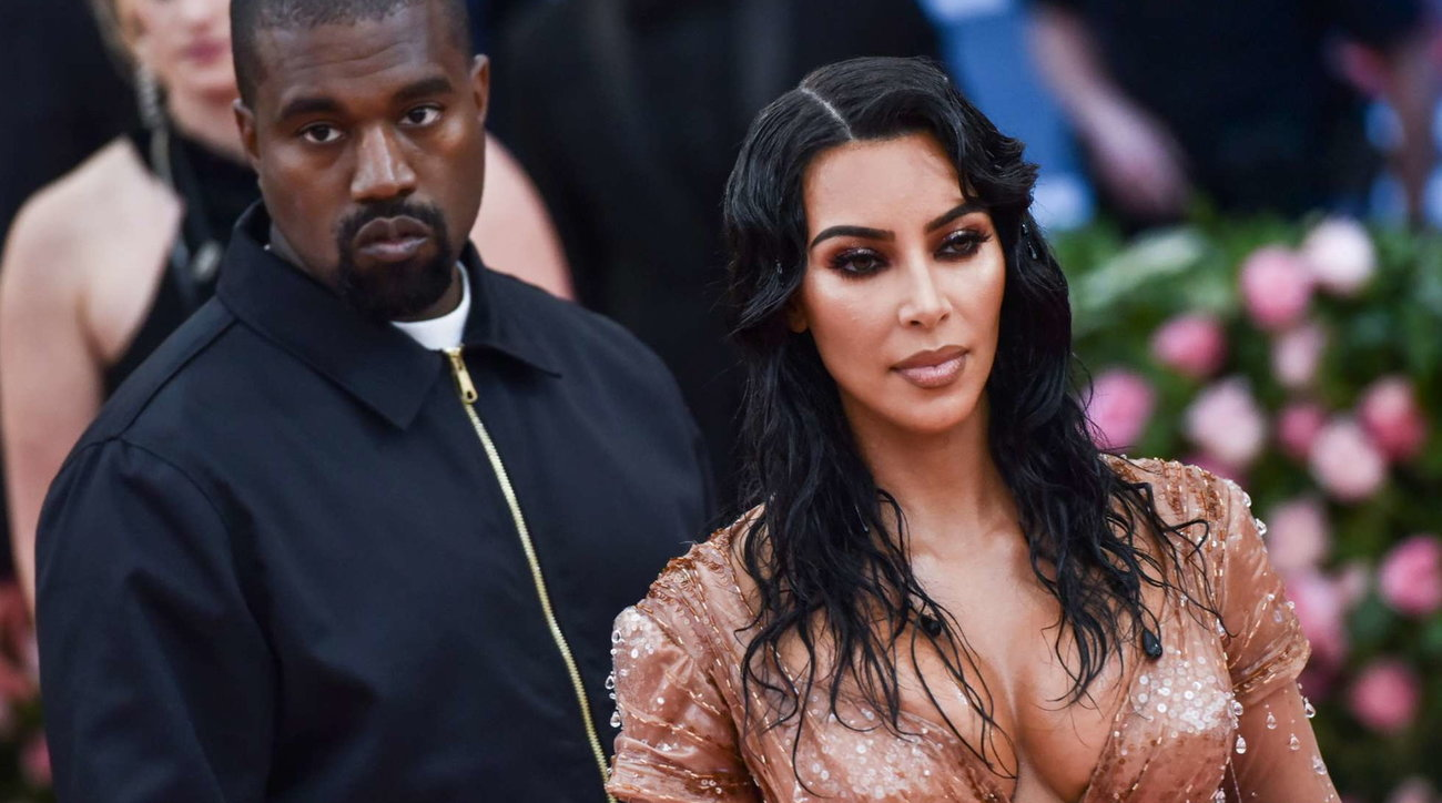 Kim Kardashian e Kanye West, divorzio imminente: