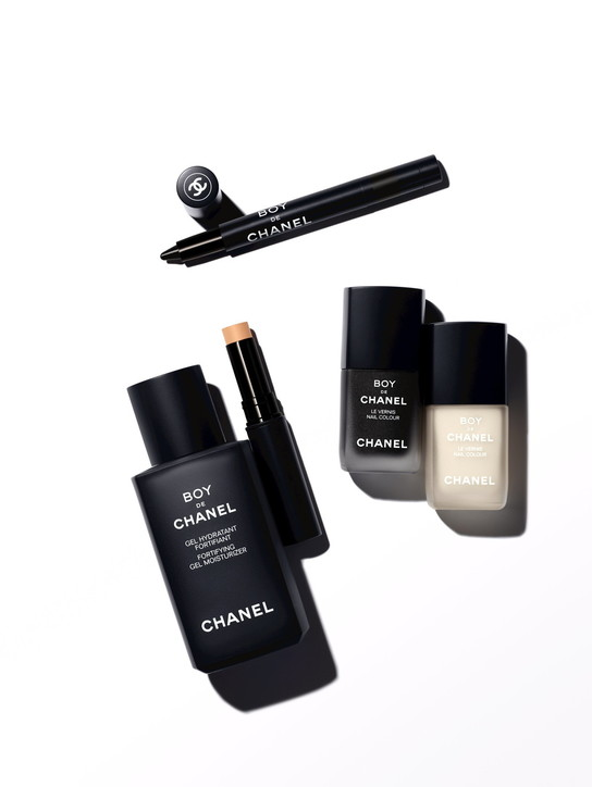 "Beauty, make up uomo: i ""must have"" della linea Boy de Chanel"