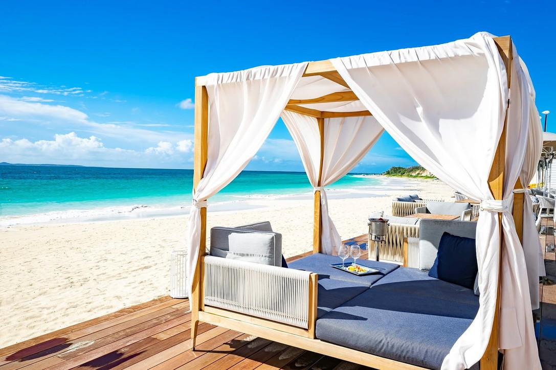 Caraibi in sicurezza nel paradiso terrestre di Anguilla