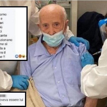 واکسینه شده در 103 ، هدف حملات نفرت در شبکه های اجتماعی: