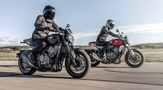 Honda nuova CB1000R e serie speciale Black Edition