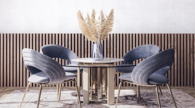 Casa: tutti pazzi per le pampas, le spighe vaporose amatissime dai designers