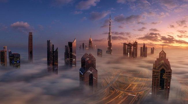 Vetro, guglie, skybridges: dieci grattacieli incredibili