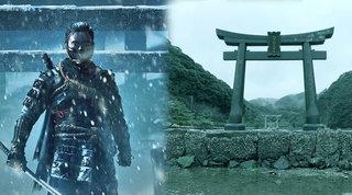 Videogiochi: i fan di Ghost of Tsushima raccolgono fondi per la ricostruzione di un santuario