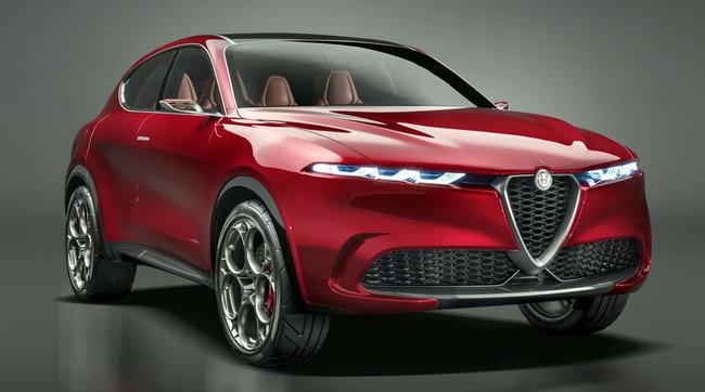 Alfa Romeo Tonale, per i britannici è l'auto del 2021