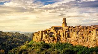 Cinque borghi nella roccia fra i più suggestivi d'Italia