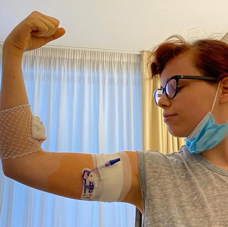 """Jovanotti racconta il linfoma della figlia: """"Teresa ce l'ha fatta"""""""