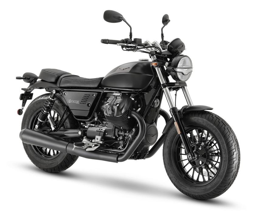 Nuova Moto Guzzi V9