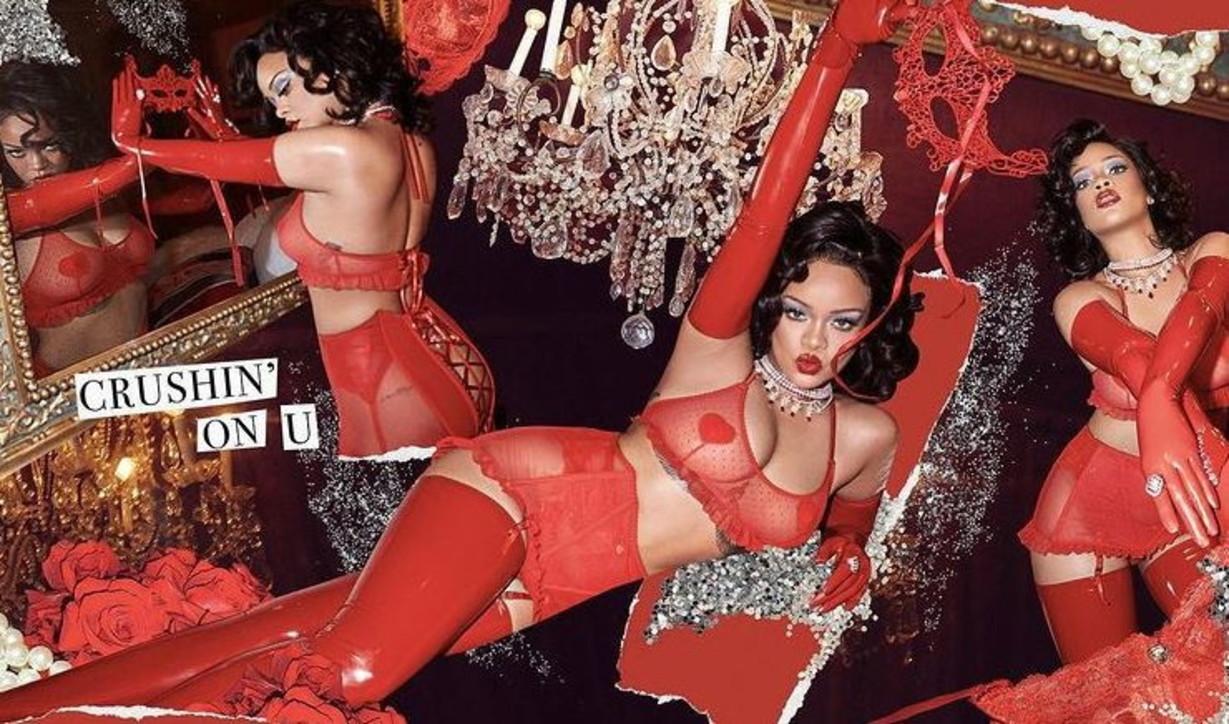 Rihanna...che scatti piccanti!